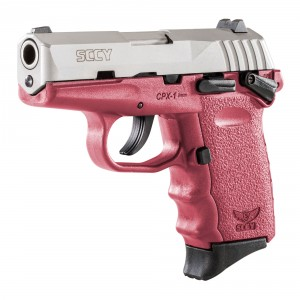 Pistolet SCCY CPX-1 TTCR