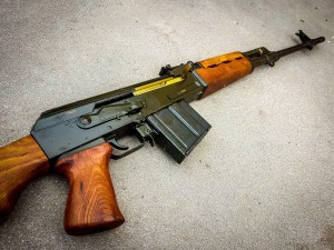 Karabin Zastava M76 kal. 8x57IS