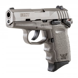 SCCY CPX-1 Grip Sniper Gray (SG)
