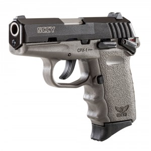 Pistolet SCCY CPX-1 CBSG