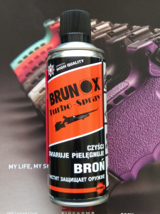 Olej Brunox spray 400ml