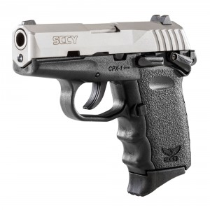 Pistolet SCCY CPX-1 TT
